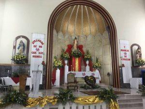 SABINAS CELEBRA LAS FIESTAS PATRONALES DEL SAGRADO CORAZÓN DE JESÚS