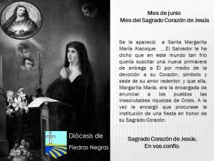 MES DE JUNIO, MES DEL SAGRADO CORAZÓN DE JESÚS DÍA 07