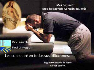 MES DE JUNIO, MES DEL SAGRADO CORAZÓN DÍA 09