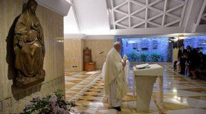 El Papa avisa de 3 pasos que llevan a la perdición y contra las Bienaventuranzas
