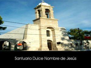 SANTUARIO DULCE NOMBRE DE JESÚS