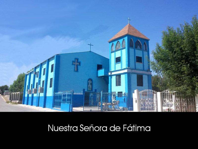 NUESTRA SEÑORA DE FÁTIMA (ACUÑA)