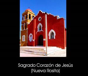 SAGRADO CORAZÓN DE JESÚS (NUEVA ROSITA)