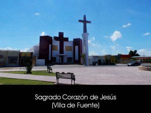 SAGRADO CORAZÓN DE JESÚS, VILLA DE FUENTE  (PIEDRAS NEGRAS)