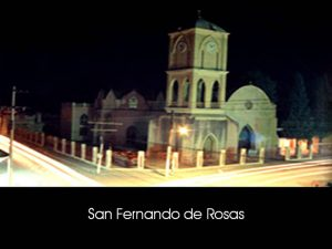 SAN FERNANDO DE ROSAS (ZARAGOZA)