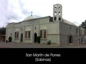 SAN MARTÍN DE PORRES (SABINAS)