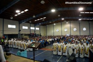 XII ASAMBLEA ECLESIAL 2016