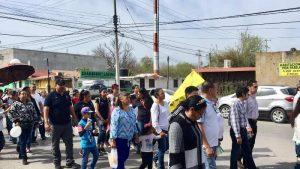 GALERÍA: MARCHA DE LAS FAMILIAS EN ACUÑA