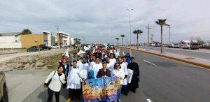 GALERÍA: MARCHA POR LAS FAMILIAS EN PIEDRAS NEGRAS