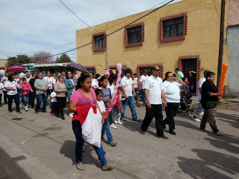 GALERÍA: MARCHA DE LAS FAMILIAS EN AGUJITA