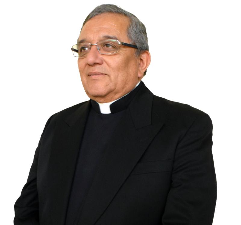 MONS. ALONSO G. GARZA NOS HABLA DE LA SALUD DEL PBRO. ARMANDO RENOVATO