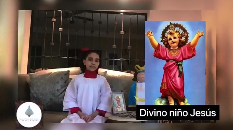 TRANSMISIÓN EN VIVO DEL NOVENARIO AL DIVINO NIÑO JESÚS Y REZO DEL ROSARIO DE SAN JUAN PIEDRAS NEGRAS
