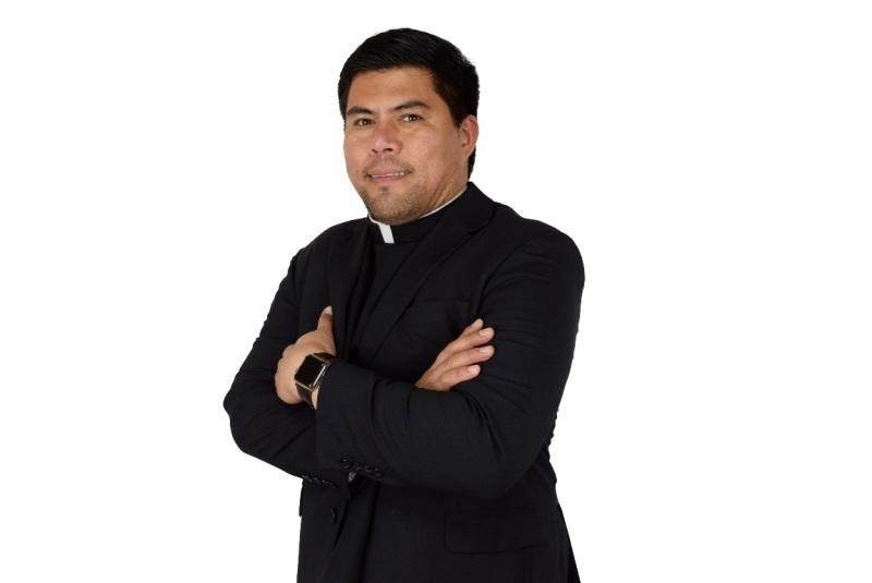 P. RODRIGO SANTAMARÍA ENVÍA MENSAJE CON MOTIVO DE SU SALUD