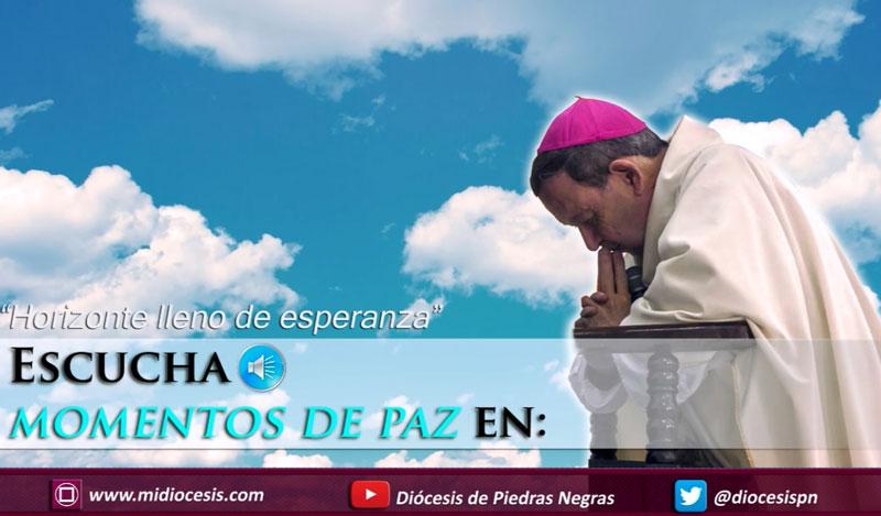 """PROGRAMA """"MOMENTOS DE PAZ"""". 20 DE JUNIO, 2021."""