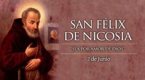 Hoy es fiesta de San Félix de Nicosia, el humilde