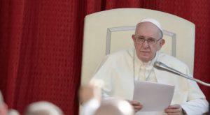 Papa Francisco advierte que la presencia de Dios se diluye en Europa