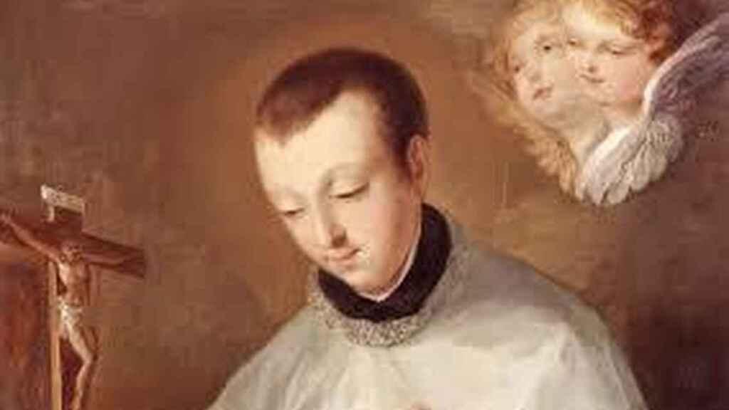 Hoy es fiesta de San Luis Gonzaga, patrono de la juventud cristiana
