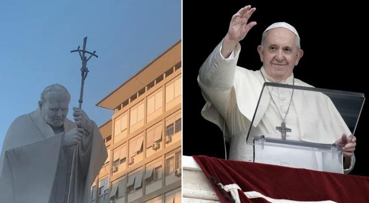 Papa Francisco dirigirá próximo rezo del Ángelus desde el hospital Gemelli
