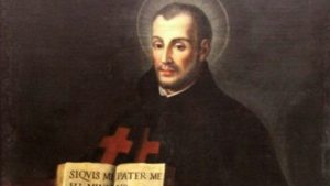Hoy es fiesta San Camilo de Lelis, patrono de enfermos y precursor de la Cruz Roja
