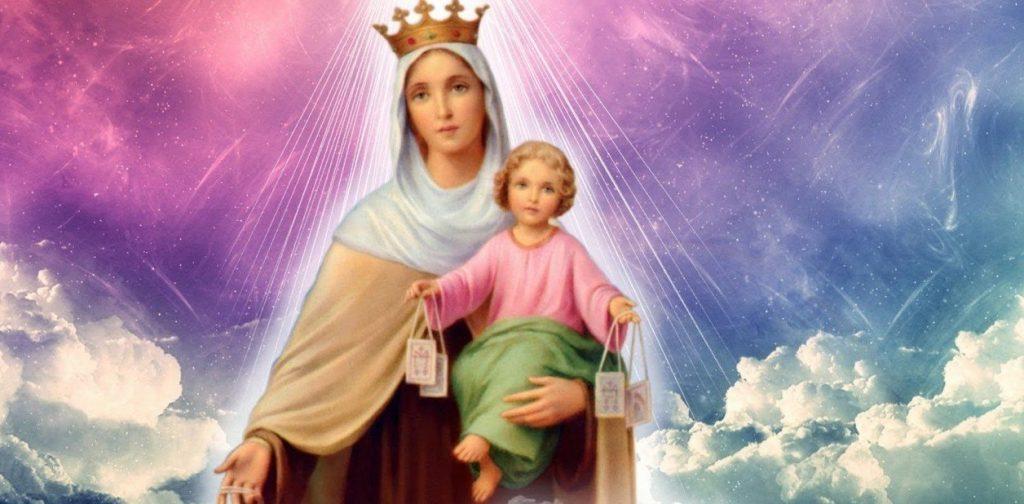 Hoy es fiesta de la Virgen del Carmen