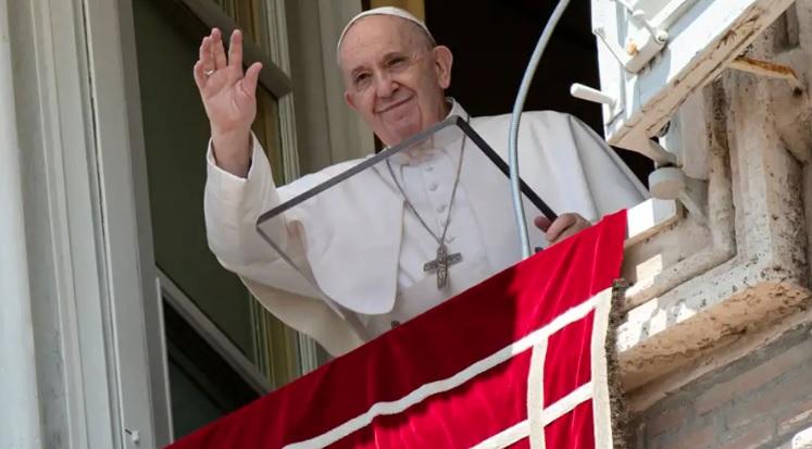 Papa anima a aprovechar las vacaciones para volver a Dios