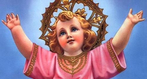 Hoy se celebra al Divino Niño en varios países de Latinoamérica