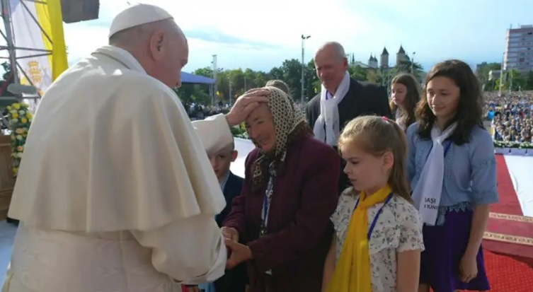 Este domingo será la primera Jornada Mundial de los Abuelos instituida por el Papa Francisco