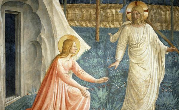 Hoy es la fiesta de Santa María Magdalena, la primera mujer que vio a Cristo resucitado