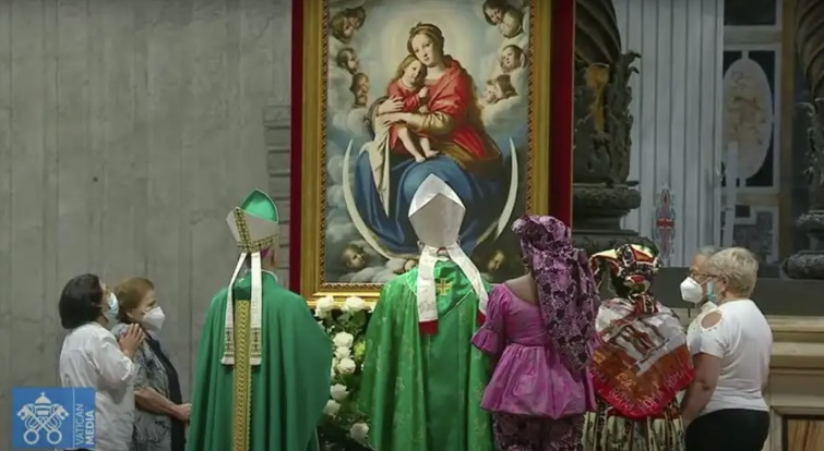 Así se vivió en Vaticano la primera Jornada Mundial de los abuelos y las personas mayores