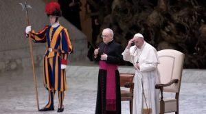 Amor de Jesús es más importante que todos los mandamientos, dice el Papa