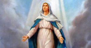 5 puntos para entender el dogma de la Asunción de la Virgen María