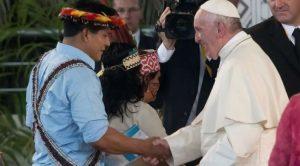 El Papa pide a los consagrados ser alegres, tener paz y sentido del humor