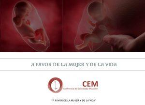 COMUNICADO DE LA CONFERENCIA DEL EPISCOPADO MEXICANO FRENTE A LA DESPENALIZACIÓN DEL ABORTO