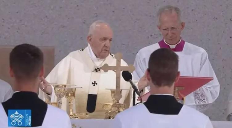 La fe no es azúcar que endulza la vida: dice el Papa