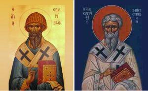 El 16 de septiembre es fiesta de San Cornelio y San Cipriano, amigos defensores de la fe