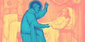 Papa alienta a imitar ejemplo de San Vicente de Paúl