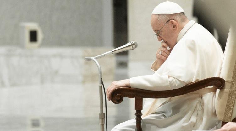 Papa: Hace falta estar en un confesionario para entender el precio tan duro del aborto