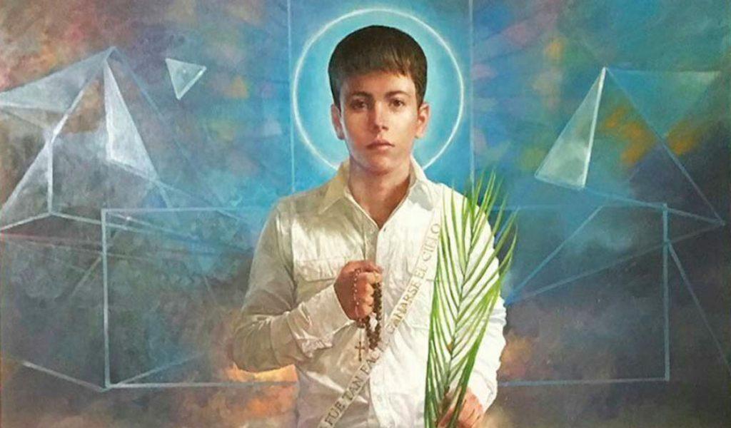 Entronizarán al santo mexicano San Joselito