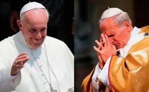 Papa Francisco recuerda esta enseñanza de San Juan Pablo II