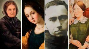 Cuatro santos que interceden por el cáncer de mama