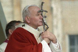 Hoy es la fiesta de San Juan Pablo II